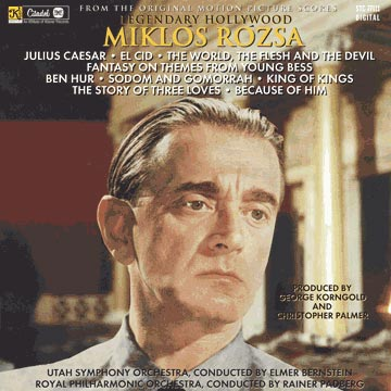Miklos Rozsa cover