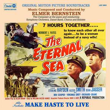 Citadel Records | LEC 9001 | Elmer Bernstein - Original Motion Picture Soundtracks