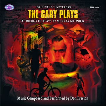 CD Cover | The Gary Plays | MsMusic Productions